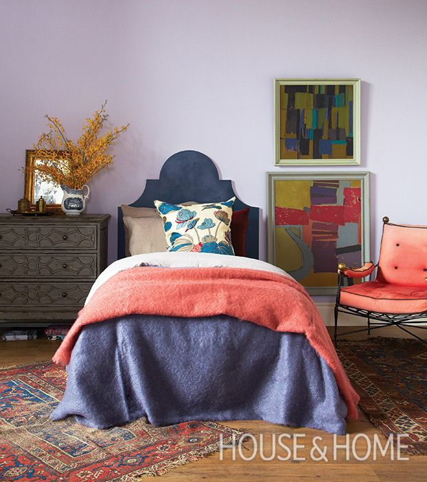 17 Best Ideas About Lavender Walls On Pinterest