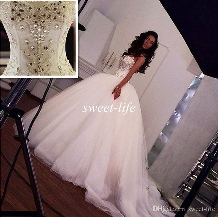 316 best 2017 Wedding Dress Bridal Gowns images by Lily Jiang on ...