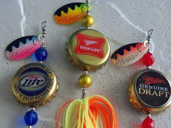 Mens Birthday Gift Miller Beer 3pk by Luregasmic on Etsy, $24.00
