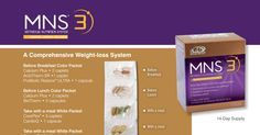 Supplements found in Advocare Mac Phase MNS 3