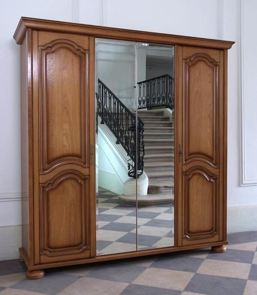 Dulap 4 usi - Mobilier Dormitor clasic Limoges | RON0.00 | #Mobila