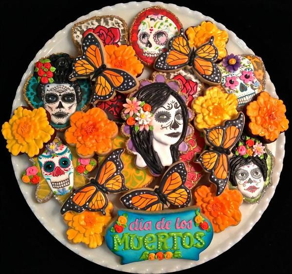 ... de los Muertos on Pinterest | Day of the dead, Dia de and Sugar skull