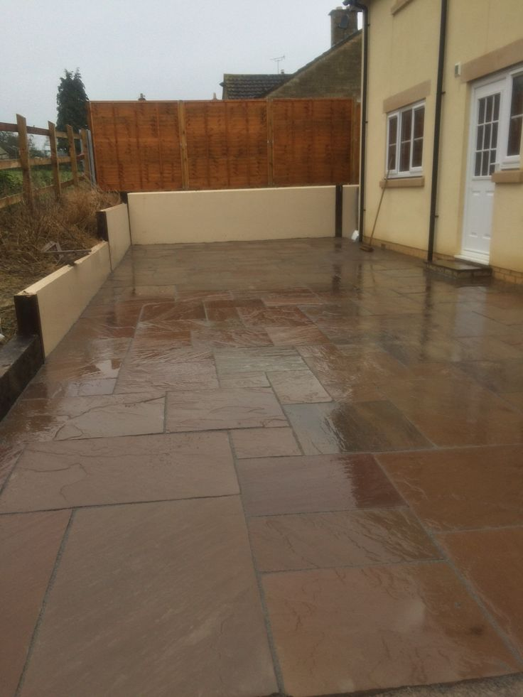 Marshalls Natural Stone Paving Slabs