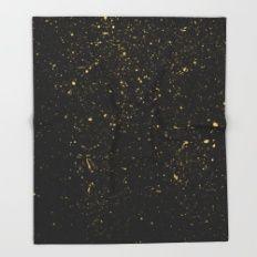Galaxy I Throw Blanket