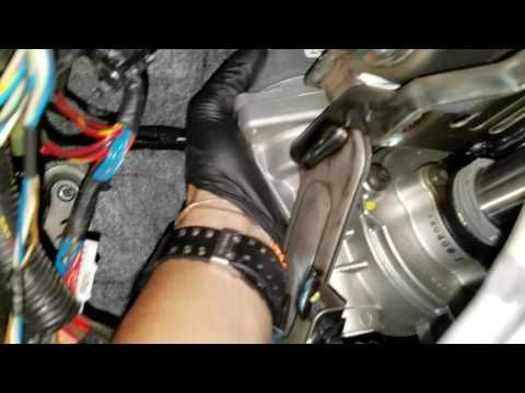 Easy Fast Fix Hyundai Sonata steering column  noise nocking clunk 2011 2012 2013 coupler - YouTube