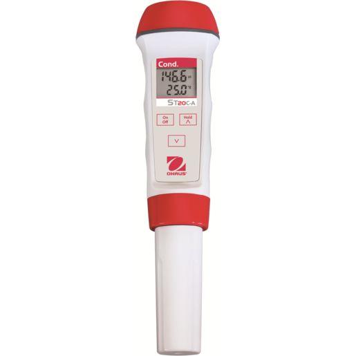 Ohaus Pen Meter ST20C-A Conductivity pen meter, measurement range 0.0 – 199.9μS/cm, temperature display