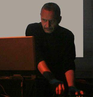 Vladimír Hirsch - composer and instrumentalist from Czechia. Member and leader of Skrol, Tiria, Aghiatrias, Zygote, Luminar Ax and member of Der Marabu band.