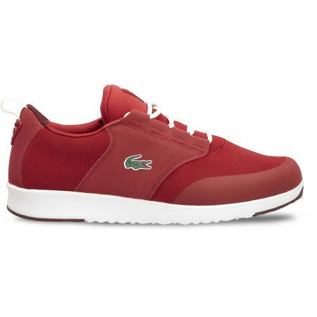 Baskets Light rouge LACOSTE