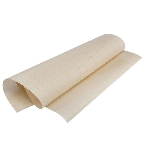 Высокая температура выпечки бумага большой антипригарной клеенки брезент вооружившись пергаментной бумага высокой температуры ткань 40 * 60см