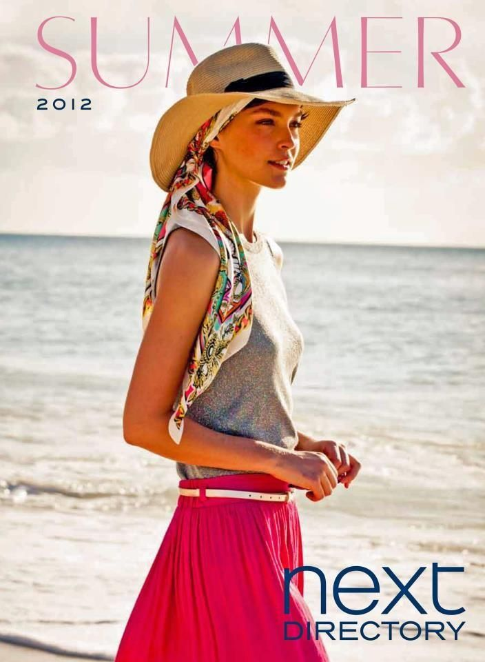 Next Company Summer 2012, Arizona Muse  http://models.com/work/next-company-next-company-summer-2012