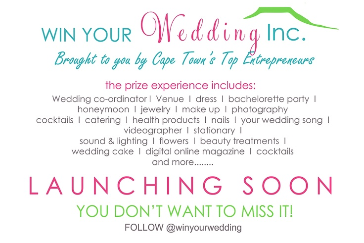Win the wedding experience of a lifetime!