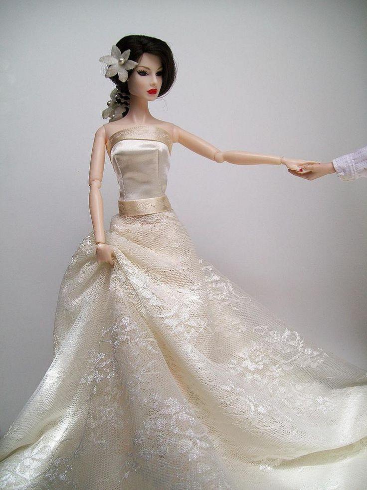 Fashion Royalty Agnes Festive Decadence   by Eli's dolls