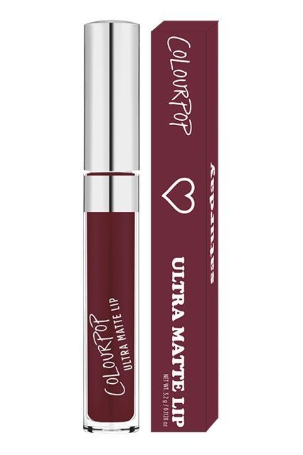 It's hard to beat ColourPop's price and shade range. This color, Saturday, gives lips the prettiest wine stain and lasts so long.ColourPop Ultra Matte Lip in Saturday, $6, available at ColourPop. #refinery29 http://www.refinery29.com/anastasia-beverly-hills-liquid-lipstick-best-sellers#slide-1
