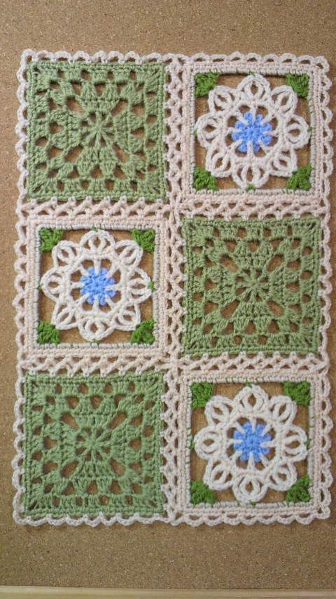 http://www.aliexpress.com/store/1687168 かぎ針編み コサージュ付き小物DN2の画像   野の花手芸噺