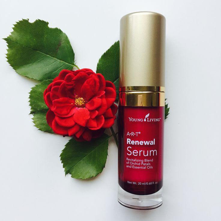 Renewal Serum: New blog post, organic skin care