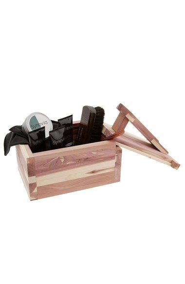 Synovia Cedar Shoe Valet available at #Nordstrom