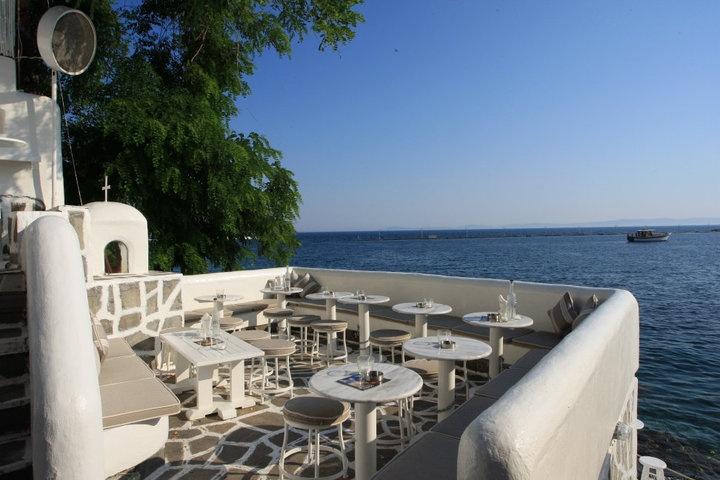 Molos beach bar , Neos Marmaras Chalkidiki