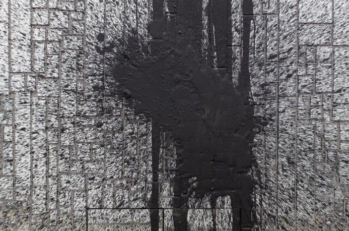 Rashid Johnson 'Rumble' and 'A Message to Our Folks'