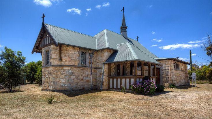 BA2741/17: St. Peter's Anglican Church, Badgebup, 2011 http://purl.slwa.wa.gov.au/slwa_b4588173_2