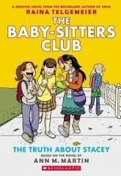 Résultats de recherche d'images pour « the baby-sitters club scholastic »