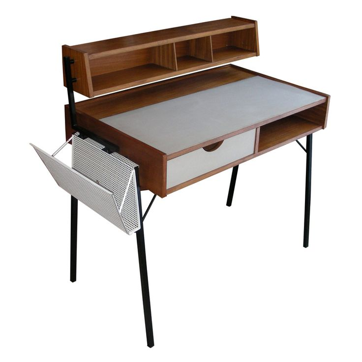 1stdibs.com | 1950-1960 Desk by Cees Braakman Edited by Pastoe