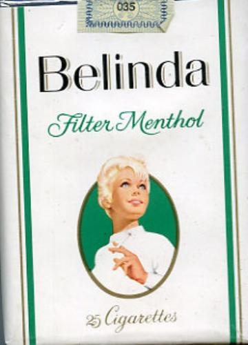 Belinda sigaretten