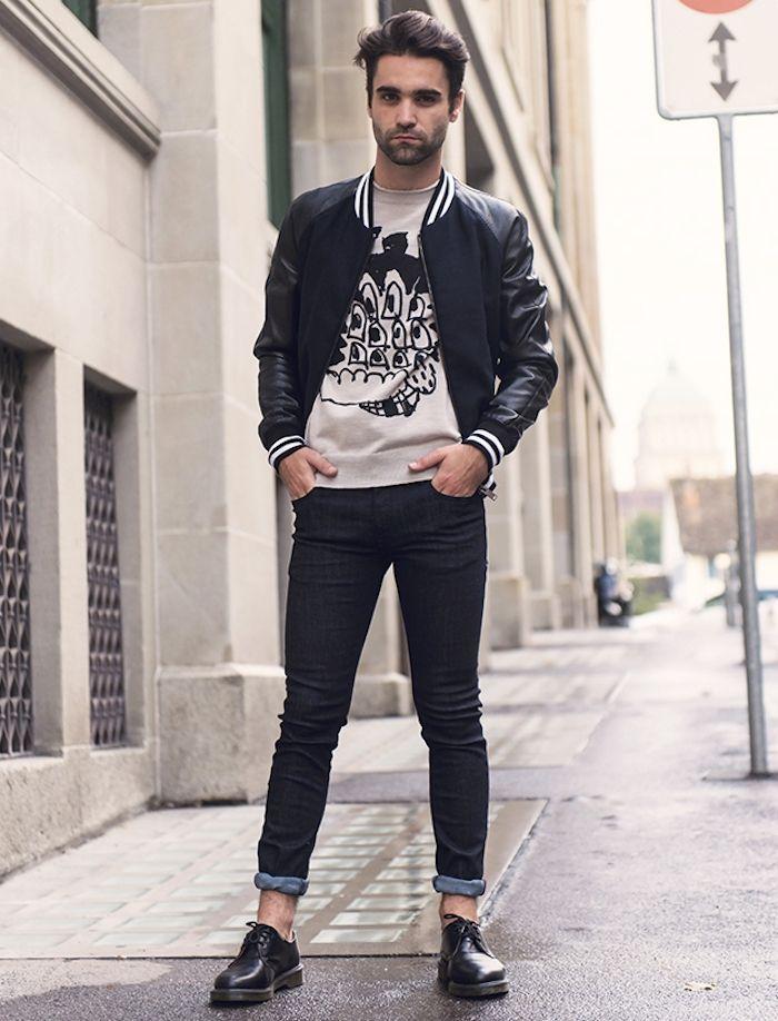 Shoe Men Style Urbain Solid