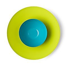 top3 by design - Normann Copenhagen - NM Krenit lime - turquoise.