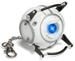 Portal Wheatley LED flashlight