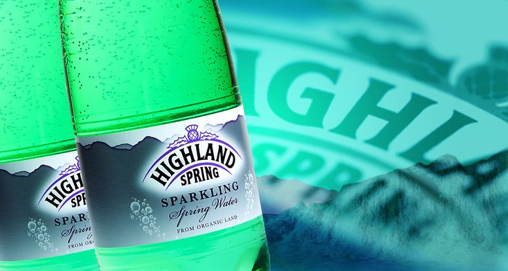 highland spring packaging - Google Search