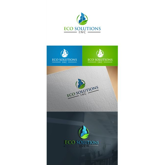 Create Modern Commercial Roofing Company Logo by rejeki pagi