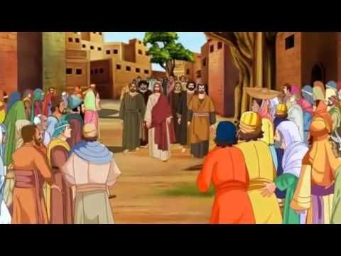 Miracles of Jesus - Zacchaeus LUKE 19:1-10.flv
