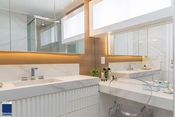 Qual A Altura Do Espelho No Banheiro : Melhores ideias de altura bancada banheiro no