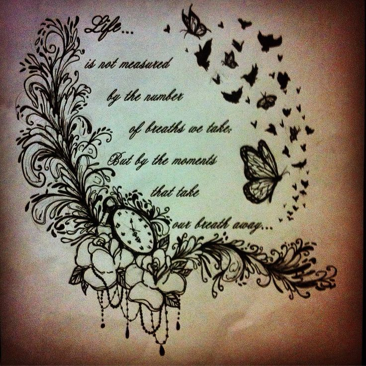 Tattoo Quotes Butterfly: 17 Best Images About My Work On Pinterest