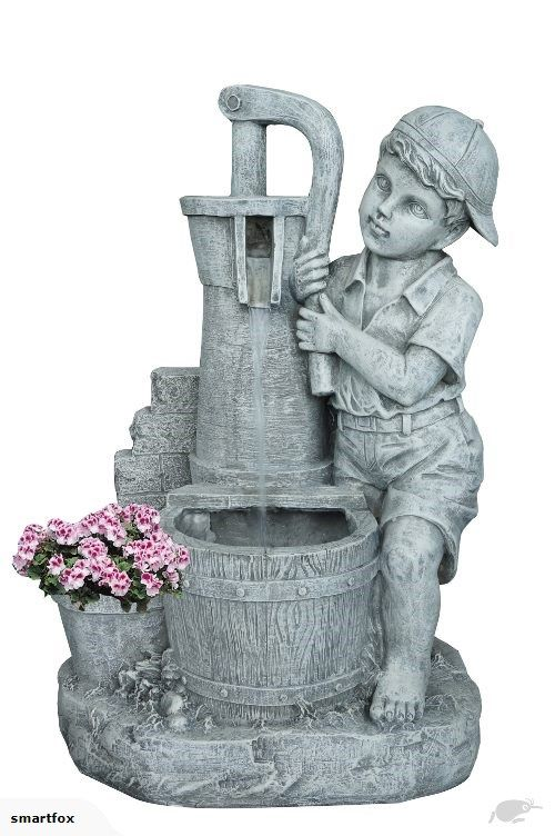 Add zen like style and feel to any garden with this amazing water feature.