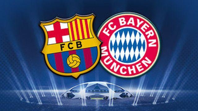 FC Barcelona v/s Bayern Munich Tickets, UCL Semis 2015