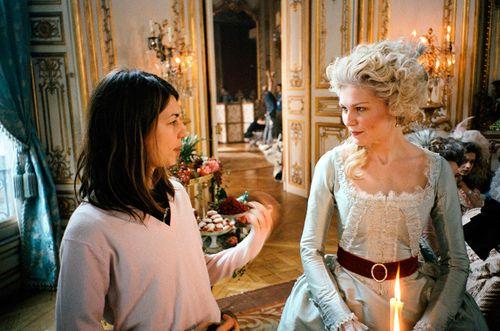 Sofia Coppola on casting Kirsten Dunst as Marie Antoinette
