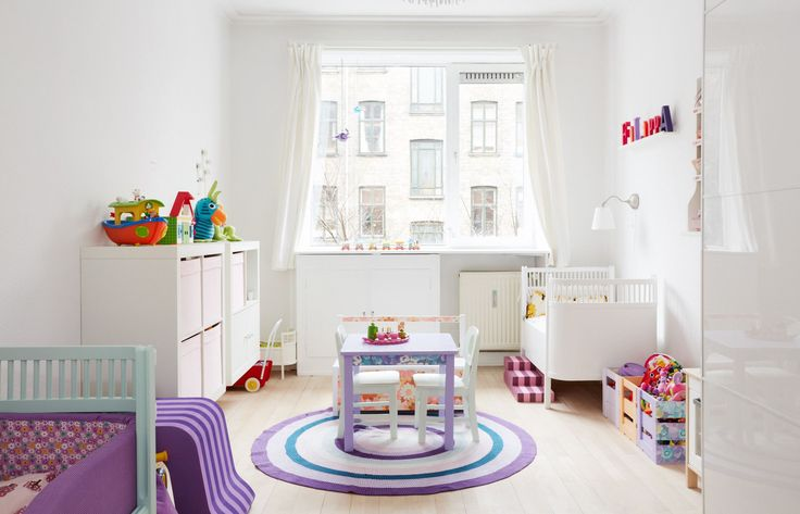 Family-friendly playrooms around the world