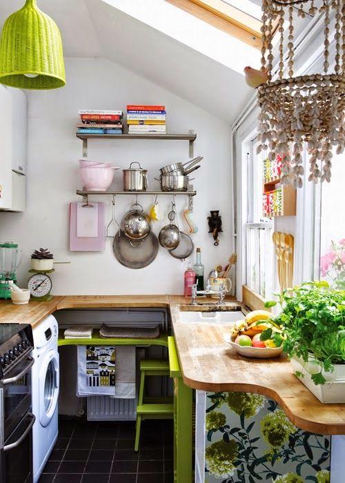 Die besten 25+ Small large kitchens Ideen auf Pinterest kleine - badezimmer wei amp szlig