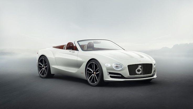 Η Bentley ορίζει το πολυτελές ηλεκτρικό αυτοκίνητο