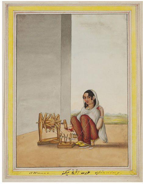 Lucknow, India. ca.1815 - ca. 1820