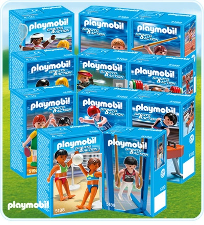 PLAYMOBIL® Sports Bundle