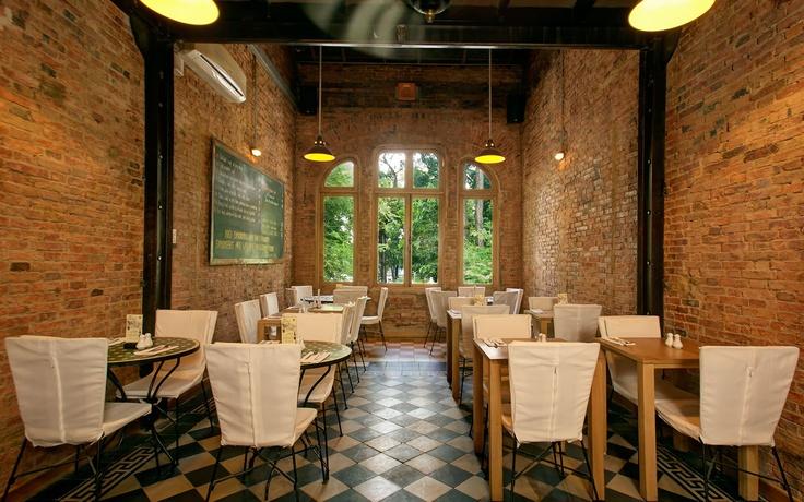 Eat - Au Parc Saigon: home made, fresh and Mediterranean