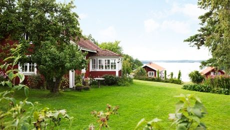a typical sommarhus - but I would use all year and get away.