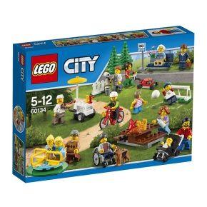 Kul i Parken, Folk i City, LEGO City Town (60134)