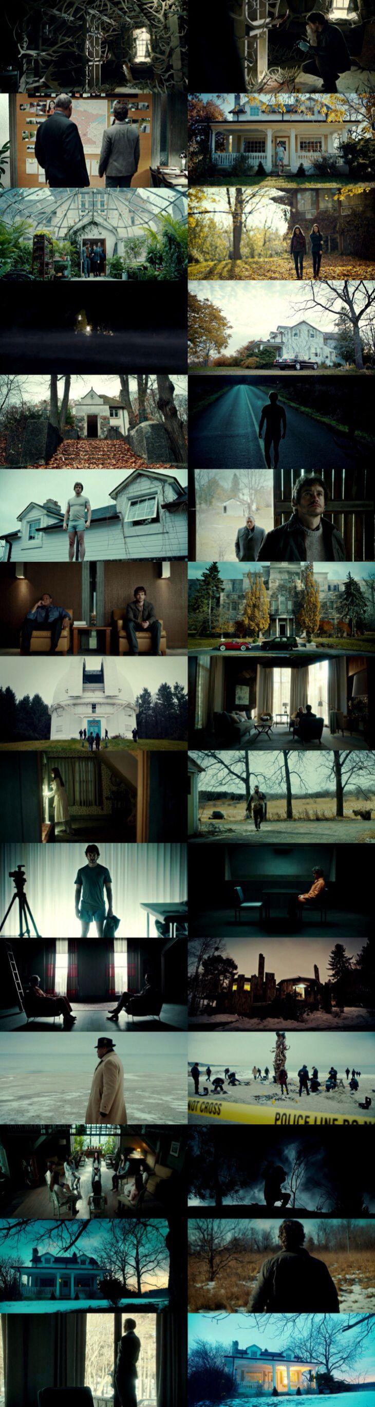 Hannibal Season 1 + Wide Shots