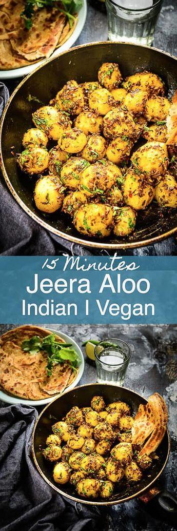 Step By Step Jeera Aloo Recipe I Aloo Jeera I Zeera Aloo Recipe is one of the easiest recipe to prepare, especially when there is a lack of time. Indian I dry I sabzi i sabji i aloo I alu I aalo I Potato i cumin I easy I Simple I quick I best I perfect I restaurant I Style I Homemade I Vegetarian I vegan #Indian #Potato #Curry via @WhiskAffair