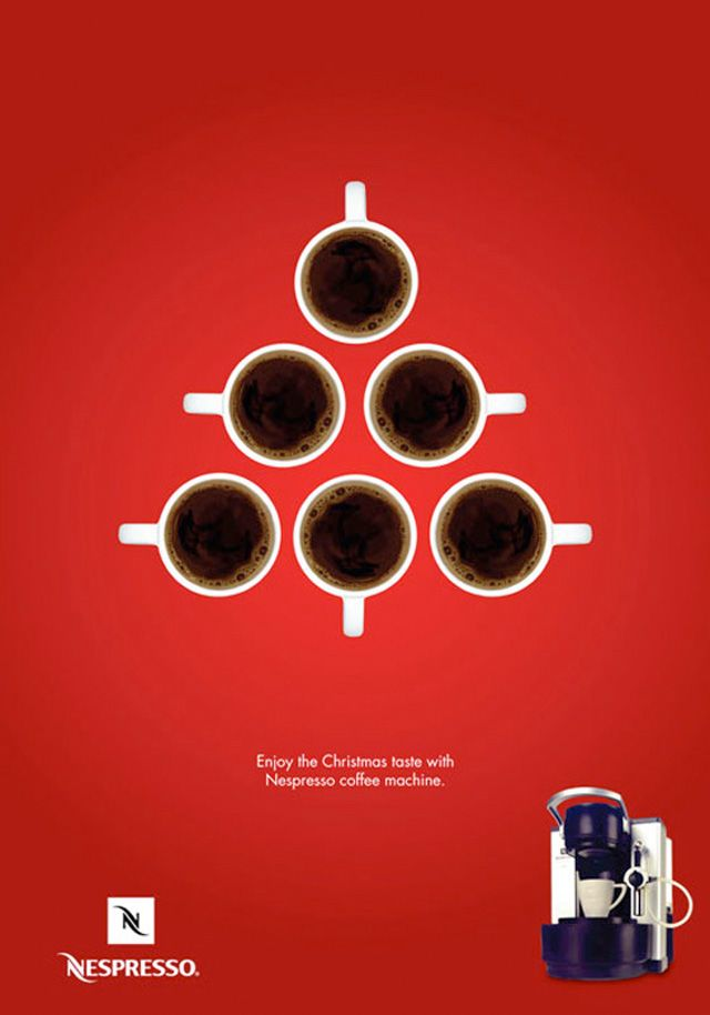 30 Best Christmas Advertisements from Top Brand Ads around the world | Read full article: http://webneel.com/30-best-creative-christmas-ads-advertisements | more http://webneel.com/advertisements | Follow us www.pinterest.com/webneel