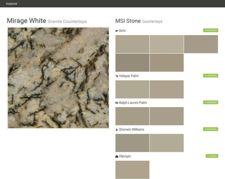 Valspar Countertop Paint : ... . Granite Countertops. Countertops. MSI Stone. Behr. Valspar Paint