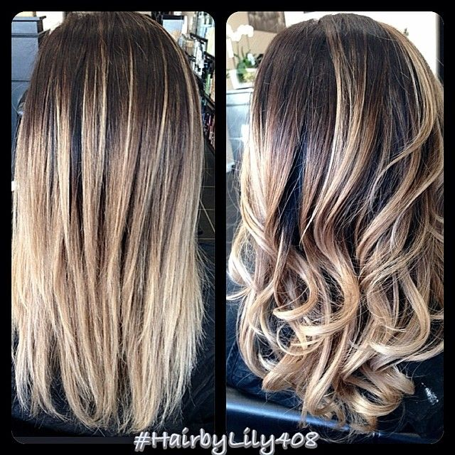 I like the blending,  but would not want such a drastic color difference
